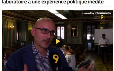 """""""Demoscan: la commune de Sion sert de laboratoire a une expérience politique inédite"""""""